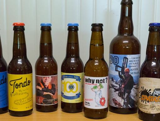 Birre personalizzate Birrificio No Land